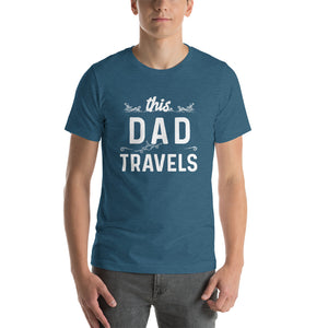 This Dad Travels T-Shirt - Travel Suppliers Plus