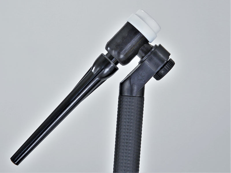 Flex-Loc 17 Series CK Worldwide Swivel TIG Torch for Miller Multimatic 220 and Maxstar 150STL