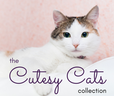 The Cutesy Cats Collection | Wonder Hair Accessories