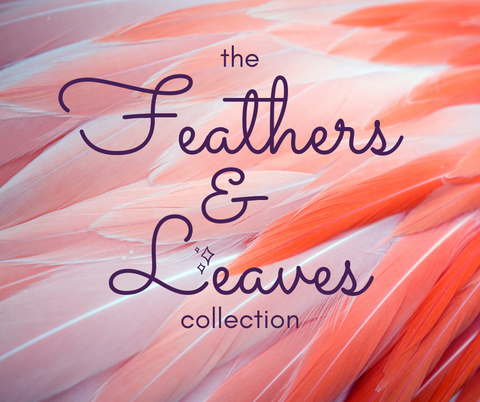 The Feathers & Leaves Collection | Wonder Locks Hair Accessories