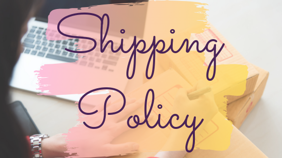 Shipping Policy | Wonder Locks NYC Hair Accessories