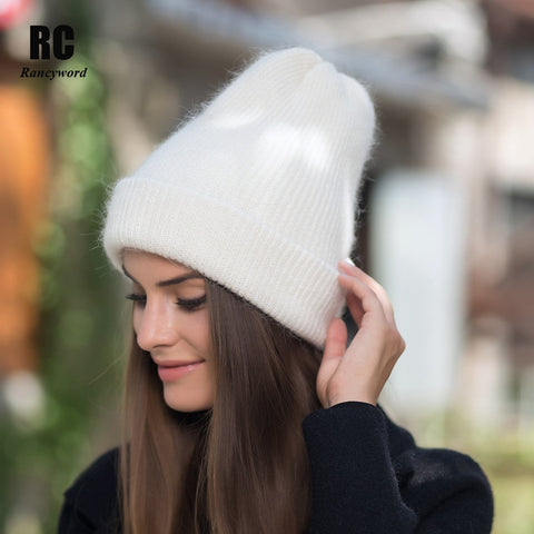 Rabbit Wool Fur Hat