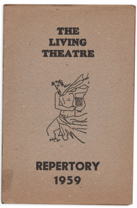 The Living Theatre: Repertory 1959