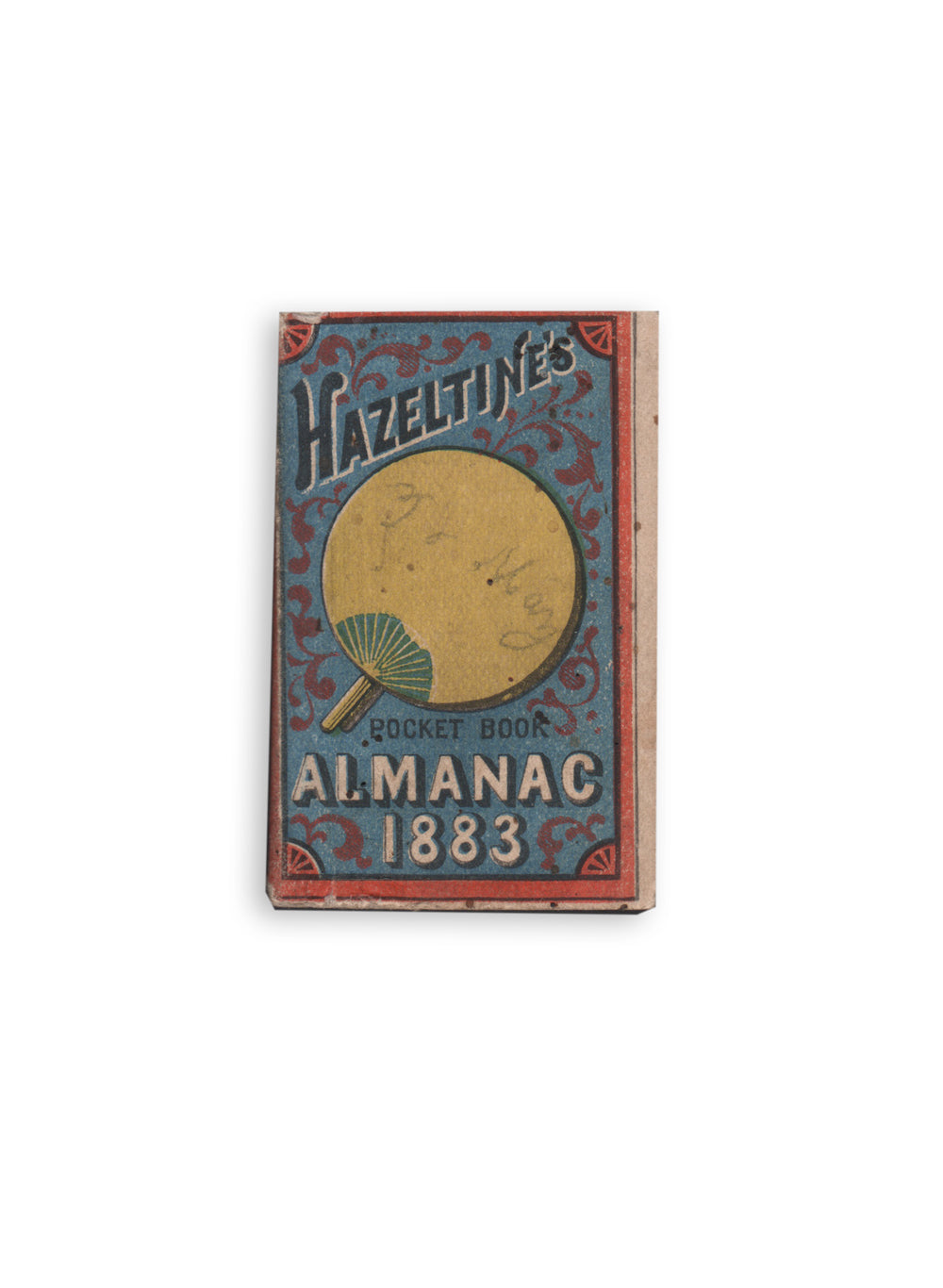 Hazeltine's Pocket-Book Almanac 1883