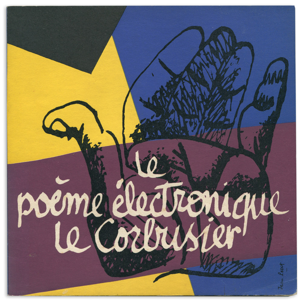 The Electronic Poem by Le Corbusier (Le poème électronique)