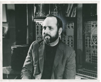 Morton Subotnick Press Photo