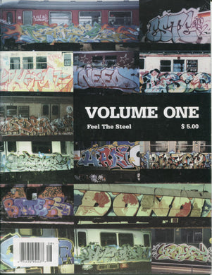 [Street Art] Volume One, Issue No. 8,