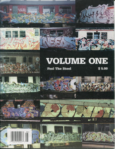 "[Street Art] Volume One, Issue No. 8, ""Feel the Steel"""