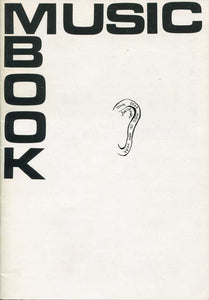 [Joe Jones Fluxus Music Machines] Music Book