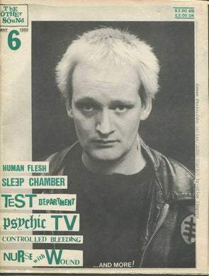 THE OTHER SOUND 6, MAY 1985
