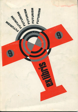FUTURISM 9: CATALOG FOR THE SALE OF THE ARCHIVE OF F.T. MARINETTI'S SECRETARY