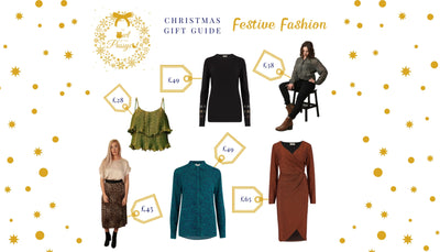 The Owl & The Pussycat Christmas Gift Guide - Festive Fashion
