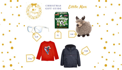 The Owl & The Pussycat Christmas Gift Guide: Little Men
