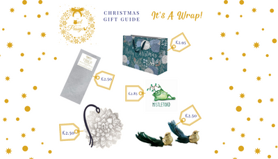 The Owl & The Pussycat Christmas Gift Guide: It's A Wrap