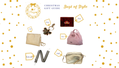 The Owl & The Pussycat Christmas Gift Guide: Bags Of Style