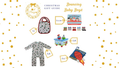 The Owl & The Pussycat Christmas Gift Guide For Bouncing Baby Boys (0-12months)