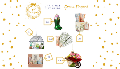 The Owl & The Pussycat Christmas Gift Guide: Green Fingers