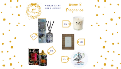 The Owl & The Pussycat Christmas Gift Guide For Home & Fragrance