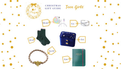 The Owl & The Pussycat Christmas Gift Guide For Teen Girls