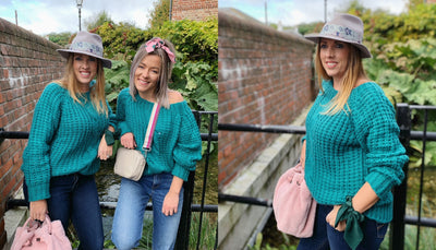 How To Style: The Vert Fonce Jumper From Palme!