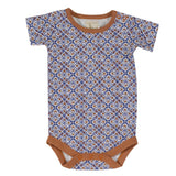 Pigeon organic cotton baby grow
