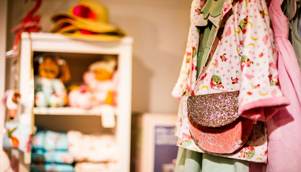 The Little O&P Children's Clothing, Toys and Accessories