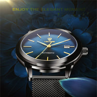 TEVISE Woman Bracelet Watches Luxury Automatic Women