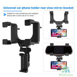 Original Car Rearview Mirror Phone Holder - Free Slimming Panty Today!