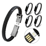 USB SPORTS BRACELET CHARGER CABLE - FREE SHIPPING & COD!