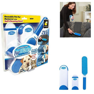 Reusable Pet Fur Wizard and Lint Remover