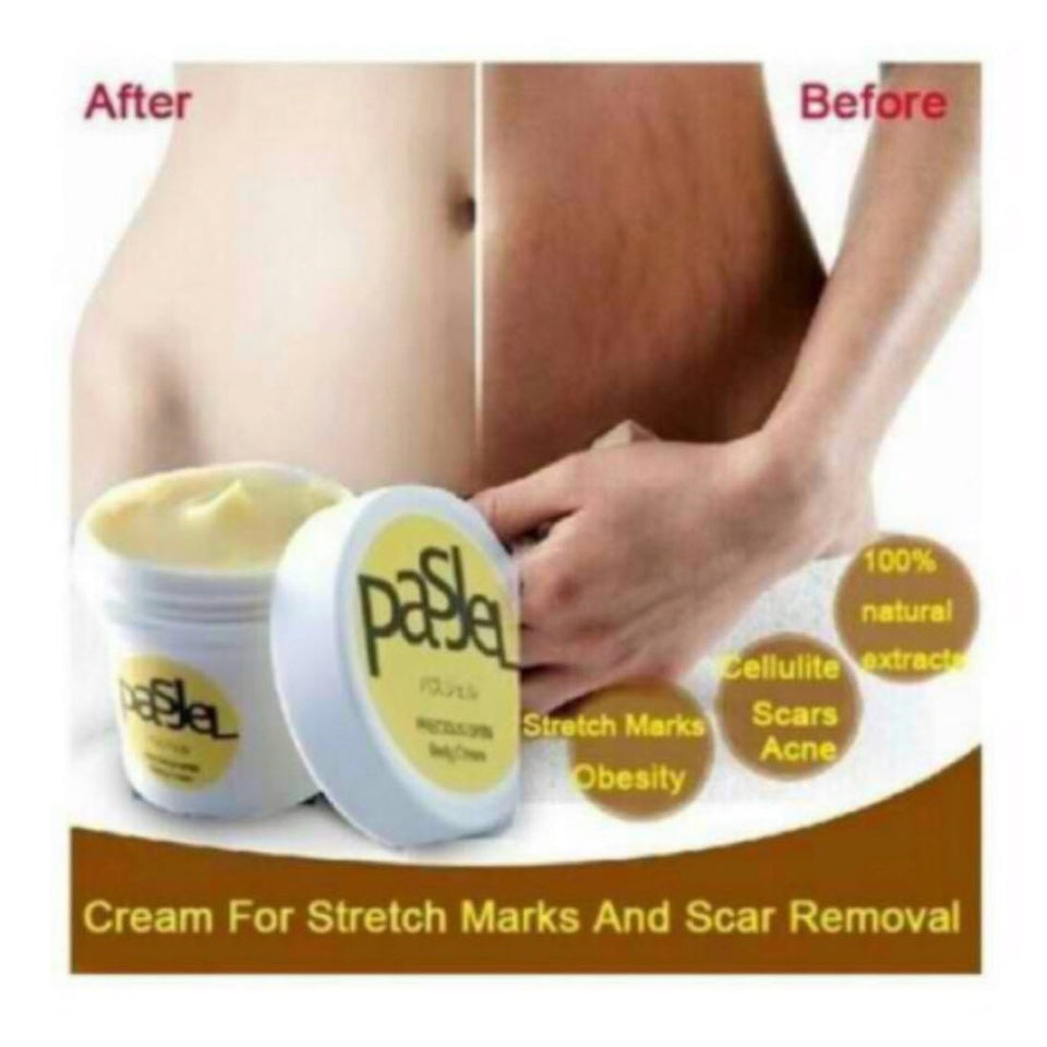 Pasjel stretch marks repair whitening Cream 50g - BUY 1 TAKE 1 Today!