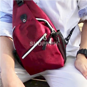 BUY 1 TAKE 1 HIGH QUALITY CHEST BAG - WATERPROOF!
