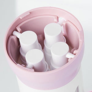 4-in-1 Organized Leak Proof Travel Bottles Set - 40% Off & Free Shipping Today!