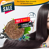 Hair Growth & Smoothen Shampoo - Buy 1 Take 2 + 2 Freebies!