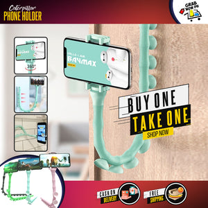 Buy 1 Take 1 Lazy High Quality Phone Holder - Free Shipping Today! (Black Only!)