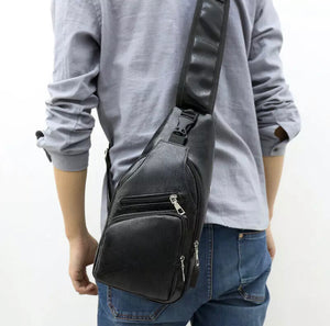 ORIGINAL LEATHER CHEST BAG - BUY 1 TAKE 1 & FREE SHIPPING TODAY!