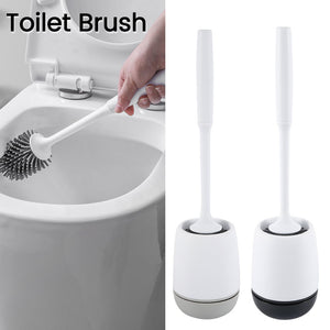 Modern Hygienic Wall Mounted Toilet Brush - FREE SHIPPING TODAY!