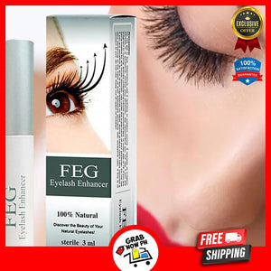 The Powerful Eyelashes Enhancer