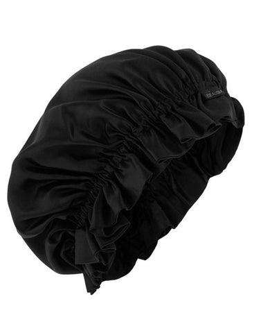 Reversible Dual Colour Silk Sleepcap