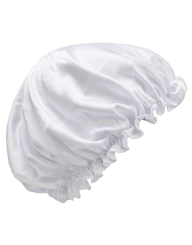 silk sleep cap