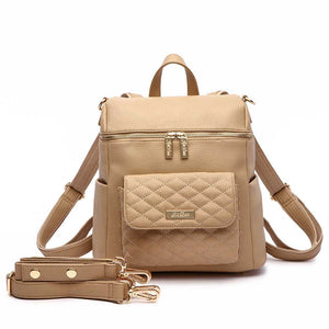 Petit Monaco Diaper Bag | Latte