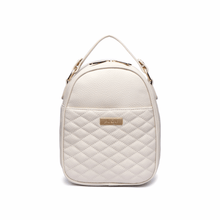Load image into Gallery viewer, Monaco Snack Bag in Pearl White