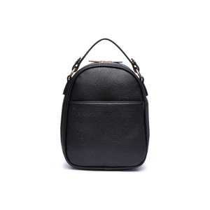 Monaco Snack Bag in Ebony Black