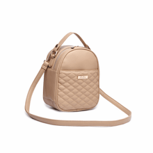 Load image into Gallery viewer, Monaco Snack Bag in Latte Brown
