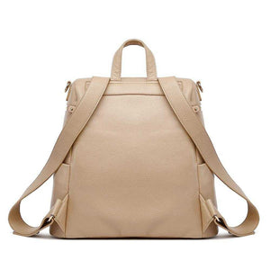 PRE ORDER Monaco Diaper Bag | Latte Brown