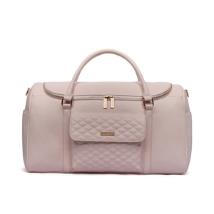 PRE-ORDER Monaco Travel Bag Pastel Pink