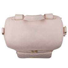 Load image into Gallery viewer, PRE ORDER Petit Monaco Diaper Bag | Pastel Pink
