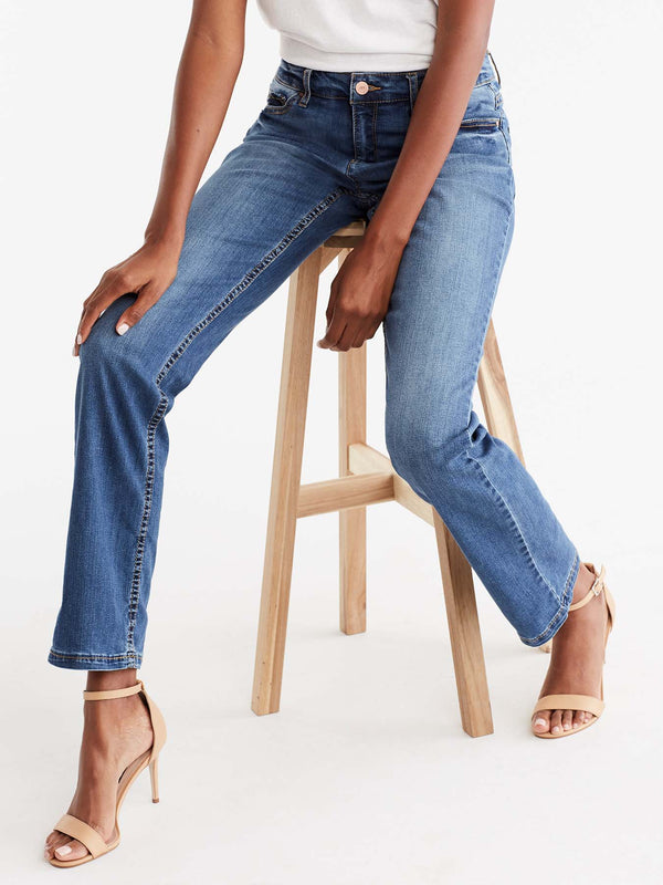 Lexington Straight Coolmax Jeans