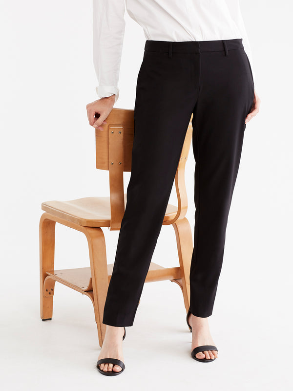Black Grace Full-Length Pant Color Black