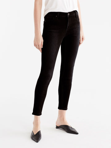 Lexington Onyx Wash Curvy Skinny Jeans